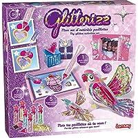 Lansay 23012 - Glitterizz Mes Activités Paillettes