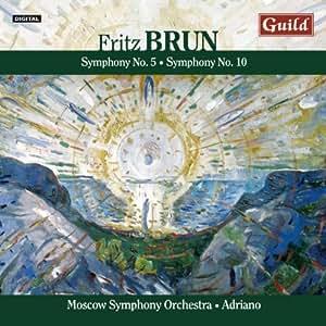 Brun:Sinfonien 5+10