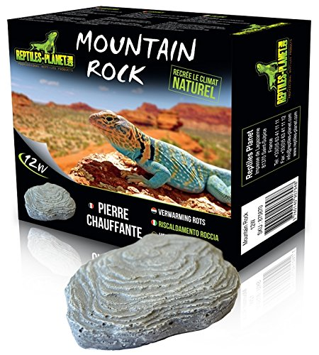 Reptiles Planet Mountain Rock Heizstein für Reptilien/# 304 6 W
