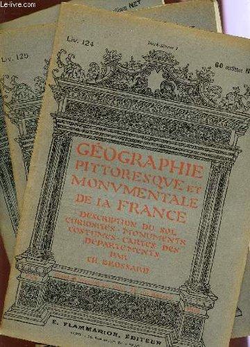 3-fascicules-liv-124-125-et-126-deux-sevres-i-ii-iii-geographie-pittoresque-monumentale-de-la-france-description-du-sol-curiosites-monuments-costumes-cartes-des-departements