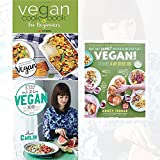 Vegan Cookbook For Beginners, Keep it Vegan and But My Family Would Never Eat Vegan 3 Books Collection Set  - 100 simple, healthy & delicious dishes