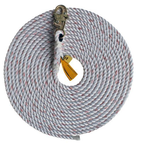 dbi-sala-1202879-dropline-rope-150-foot-polyester-polypropylene-blend-5-8-inch-diameter-rope-with-sn