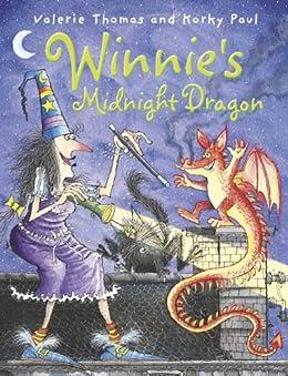 Winnie and Wilbur: The Midnight Dragon (Winnie the Witch) by [Paul, Korky, Thomas, Valerie]