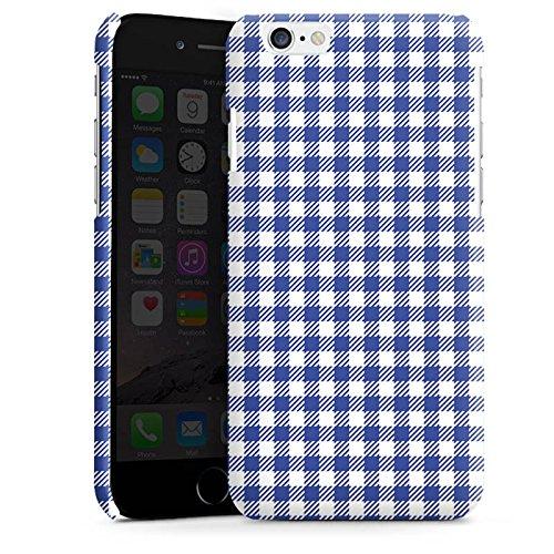Apple iPhone 5s Housse Étui Protection Coque Carreau Pique-nique Fête de la bière Cas Premium brillant