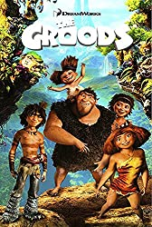 The Croods Prequel GN