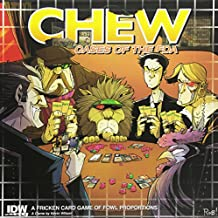 Chew: Cases of the FDA Card Game
