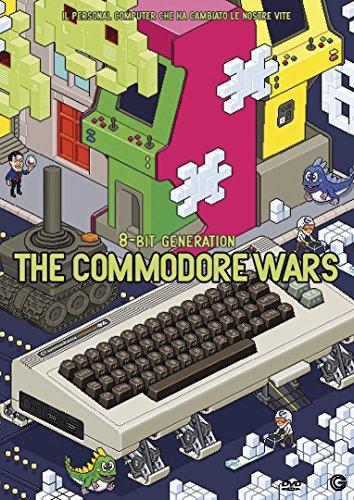 Preisvergleich Produktbild Commodore Wars (The) - Growing The 8-Bit Generation (1 DVD)
