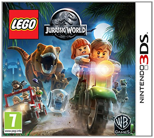GIOCO 3DS LEGO JURASSIC