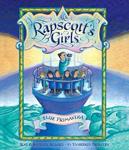 Ms. Rapscott's Girls by Elise Primavera (2015-03-10)