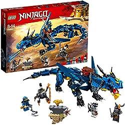 Lego Ninjago Dragone della Tempesta, 70652