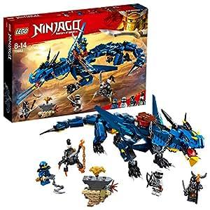 Lego uk 70652 ninjago stormbringer set toys games - Lego ninjago a colorier ...