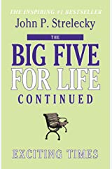 The Big Five for Life Continued: Exciting Times (English Edition) Kindle Ausgabe