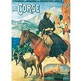 Korsika Poster 50 x 70 cm