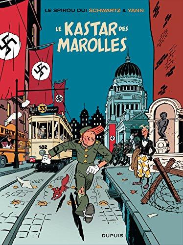 Le Spirou de - tome 5 - Le Kastar des Marolles (réédition)