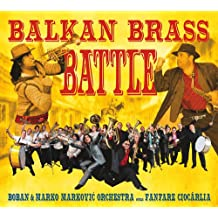 Balkan Brass Battle [Import allemand]