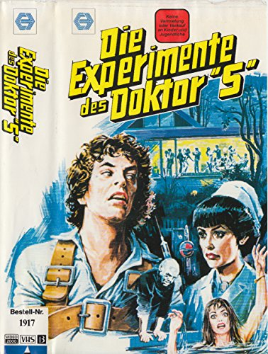 Die Experimente des Doktor S (Originaltitel: Strange Behavior)