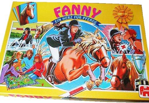 FANNY - Pferdespiel/Reiten
