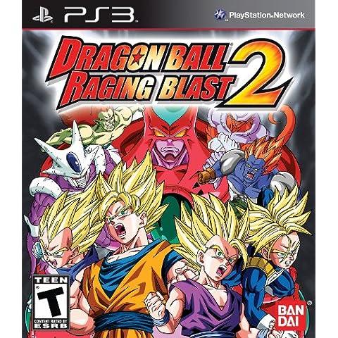 Dragon Ball Raging Blast 2(street Date 11-02-10)