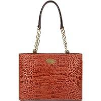 Hidesign Women's Tote Bag (Bronze)