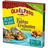 Old El Paso - Kit Para Fajitas Crujientes ¡Ay, Que No Pica! 521 g - [Pack de 5]