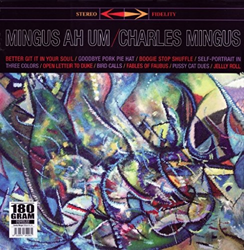 Mingus Ah Um [Vinyl LP] -