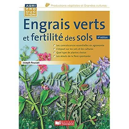 Engrais verts et fertilité des sols - 4e édition (FA.ENV.AGRICOLE)