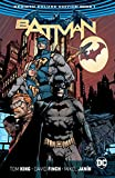 Batman: The Rebirth Deluxe Edition - Book 1 (Batman (2016-)) (English Edition)