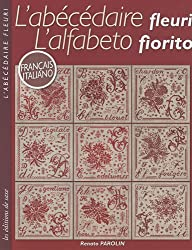 L'abécédaire fleuri : Edition bilingue français-italien