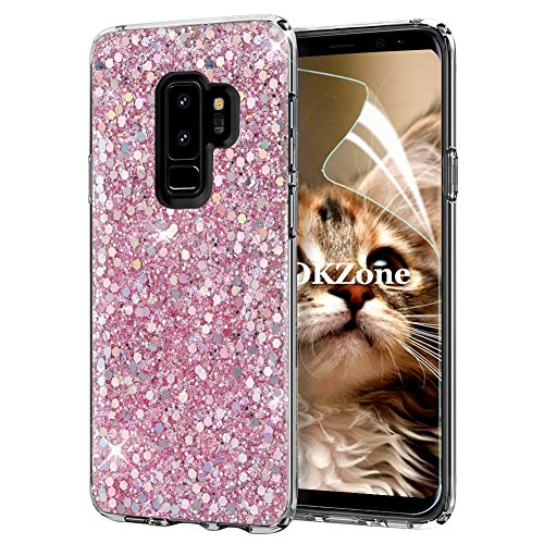 okzone galaxy s9 plus case luxury bling offer of the day. Black Bedroom Furniture Sets. Home Design Ideas
