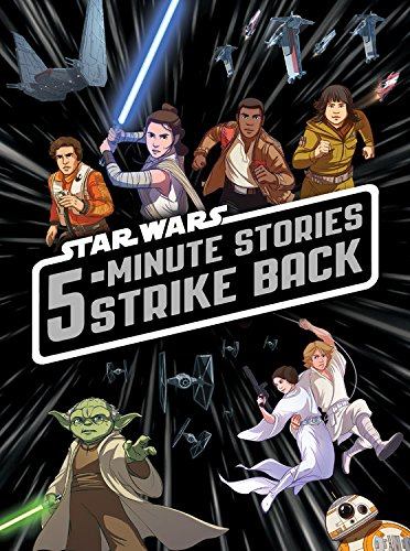 5-Minute Star Wars Stories Strike Back