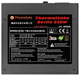 Thermaltake Berlin 630W 80+ Standard PSU APFC ATX2.3 Single Rail 12cm Fan