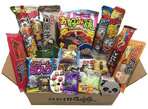 20 Japanische Süßigkeit Geschenk title=
