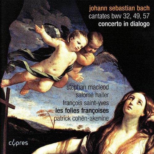 """Cantate """"Liebster jesu, mein verlangen"""", BWV 32: IV. Recitativo, soprano et basse, """"Ach heiliger und grober gott"""""""