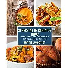 31 recetas de boniatos finos (Spanish Edition)