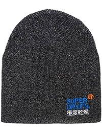 Superdry Windhiker Herren Mütze Blau