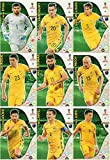 Adrenalyn XL FIFA World Cup 2018 Full 9 Karte Australien Team Set