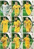 Adrenalyn XL FIFA World Cup 2018Full 9Karte Australien Team Set