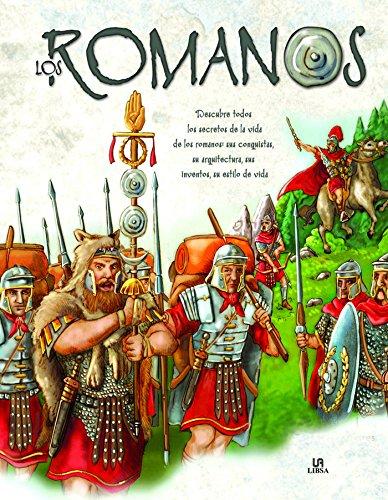Los Romanos (Descubriendo) por Equipo Editorial