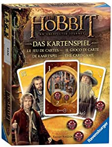Ravensburger The Hobbit Card Game Amazoncouk Toys Games