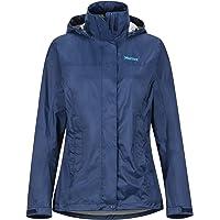 Marmot Wm's PreCip Eco Jacket, Giacca Antipioggia Rigida, Impermeabile Leggera, Antivento, Traspirante