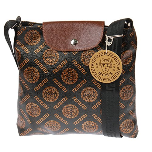 the-boss-i-am-borsa-a-tracolla-donna-nero-nero-oro