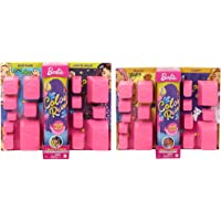 Barbie Ultimate Color Reveal Bambola Con 25 Sorprese, 2 Cuccioli, 15 Sacchettini Con Abiti E Accessori & Ultimate Color…