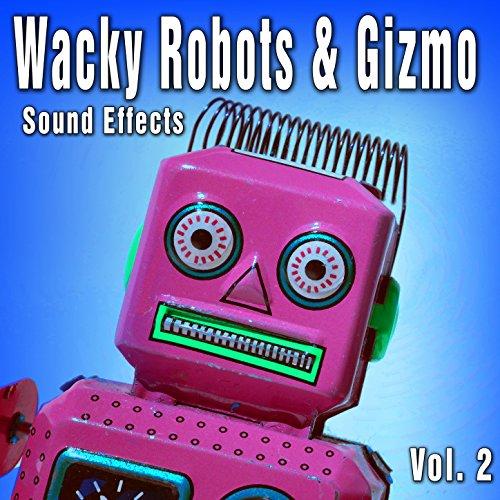 Wacky Cartoony Computer Robot Sound Combo (Combo-computer)