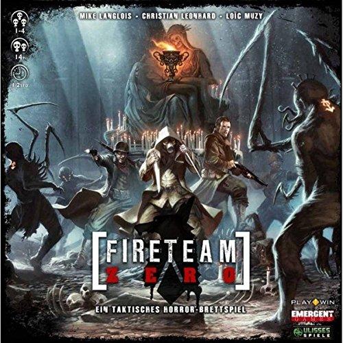 Preisvergleich Produktbild Ulisses Spiele ULID0249 - Fireteam Zero - Brettspiel