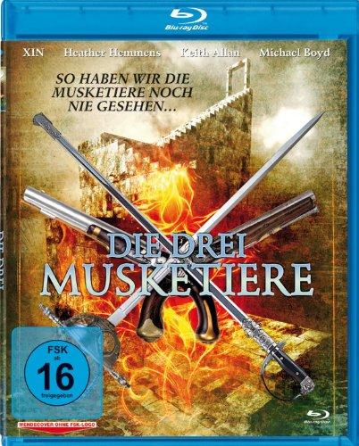 Die drei Musketiere [Blu-ray]