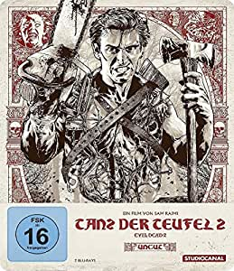 Tanz der Teufel 2 - Uncut - SteelBook - Collector's Edition [Blu-ray]