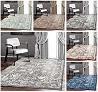 A2ZRUG Santorini 6076 Collection Rugs by A2Z Rug