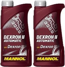 MANNOL 2 x 1 Liter ATF Dexron II