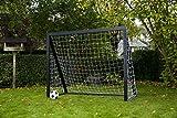 HOMEGOAL - Pro Senior Fußballtor 2,0 x 1,6 m - Fußballtor aus Holz für Kinder. 3 Jahre Garantie!