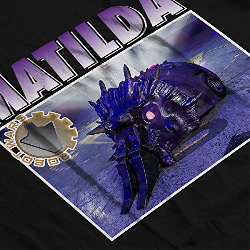 Robot Wars Matilda Men's Vest Black